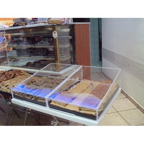 Κάλυμμα - Ειδικές Κατασκευές Plexiglass